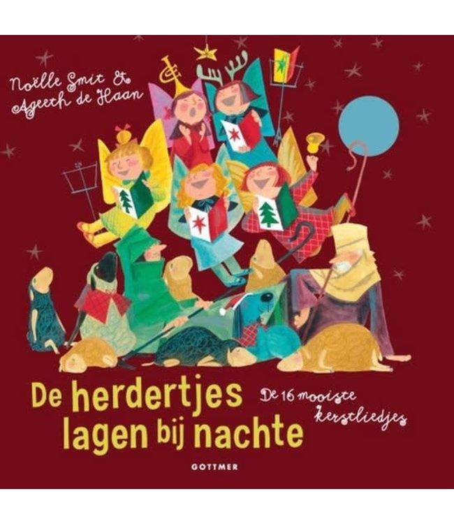 De herdertjes lagen bij nachte + cd. Noëlle Smit & Ageeth de Haan