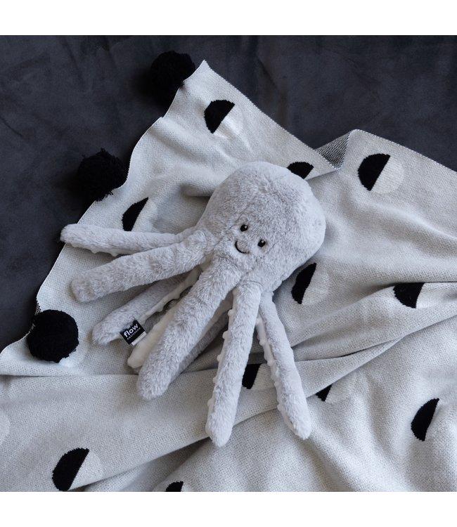 Flow Olly the Octopus -  hartslagknuffel