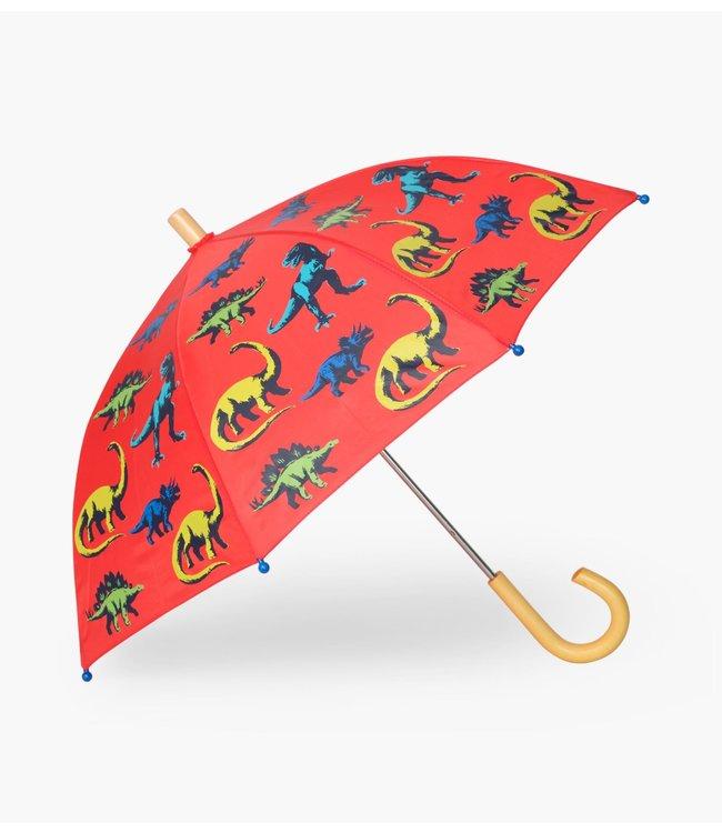 Hatley Painted Dino's Paraplu