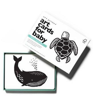 Wee Gallery Art cards Ocean