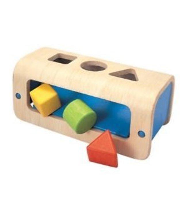 Plan Toys Shape & sort spel Plan Toys