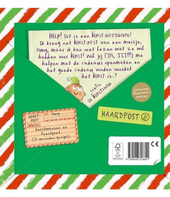 Kerstpost. Emma Yarlett