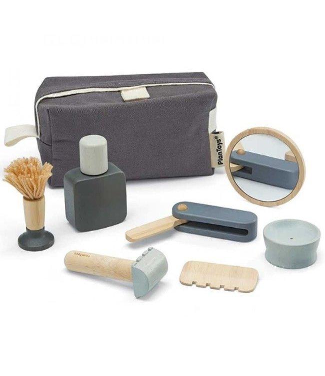 Plan Toys Shaving set - scheer set van duurzaam hout