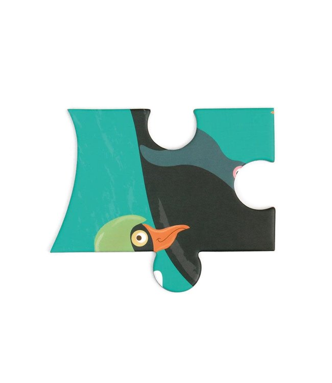 Contour puzzel walvis 3+
