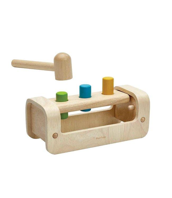 Plan Toys Hamerbank spel Plan Toys