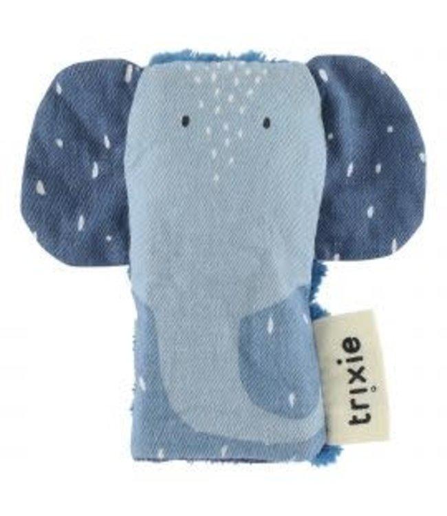Trixie Vingerpoppetje Mrs Elephant