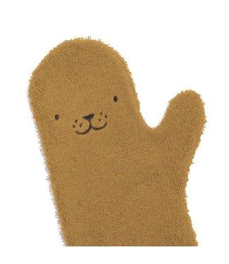 Invented 4 kids Baby Shower Glove Seal  (Caramel)