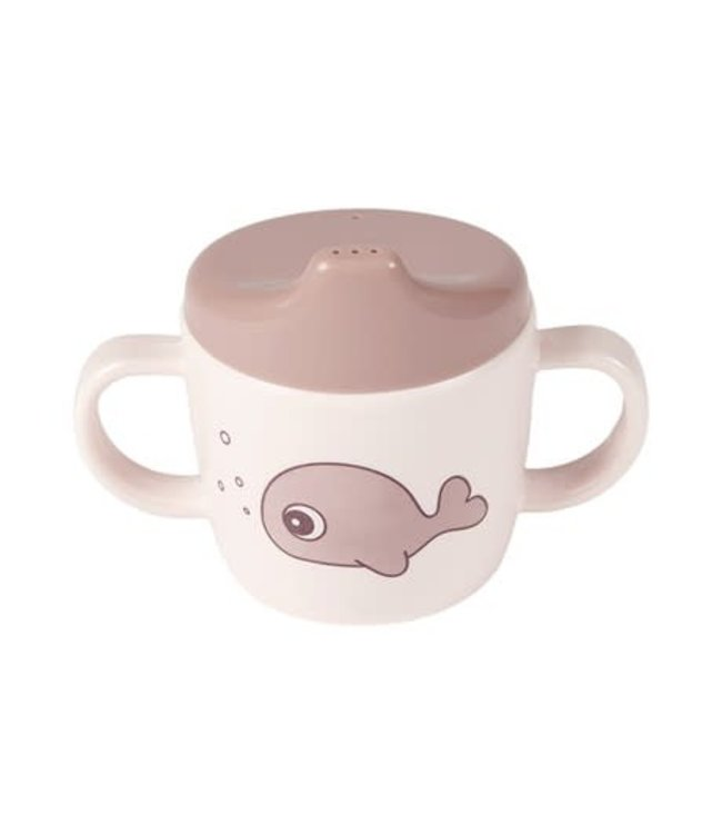 Done by Deer Done by Deer 2-handle spout cup Sea Friends Powder