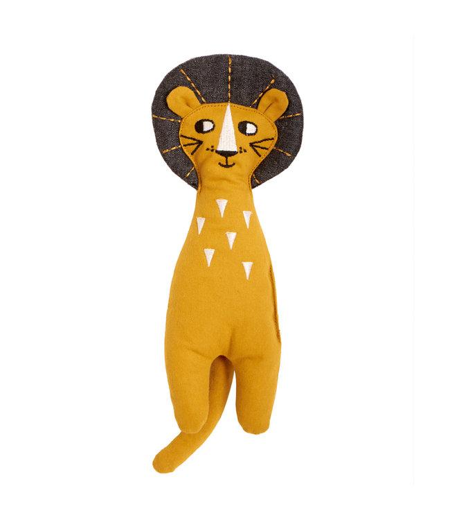 Roommate Lion Rag Doll - Organic Cotton