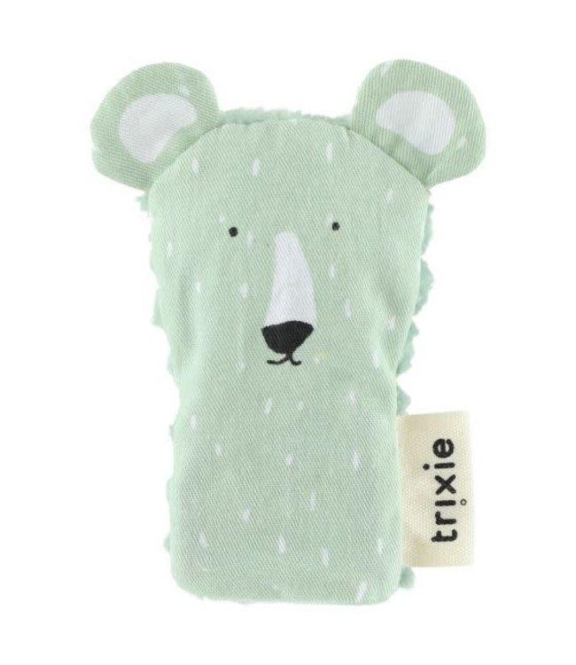 Trixie Vingerpoppetje Mr Polar Bear