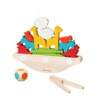 Plan Toys Balancing boat Plan Toys