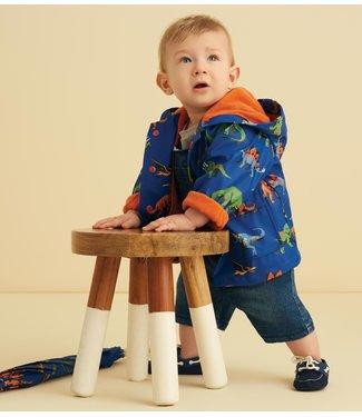 Hatley Hatley Baby Regenjas Friendly Dinos