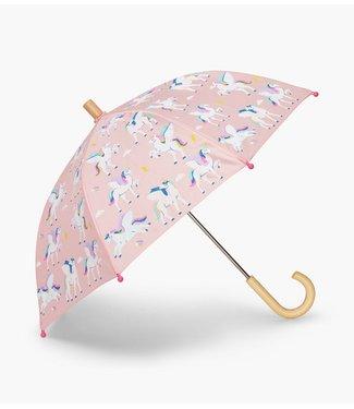 Hatley Magical Pgasus Colour Changing Paraplu
