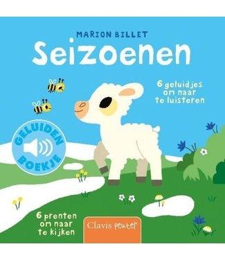 Seizoenen - Geluidenboek. Marion Billet