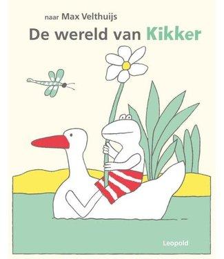 De wereld van kikker. Max Velthuijs