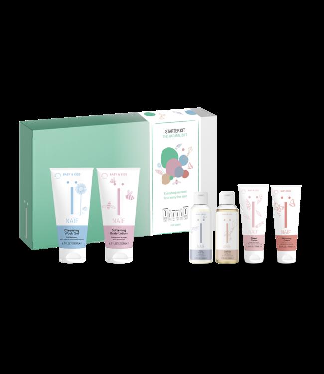 Naif Starter Kit - Gift set