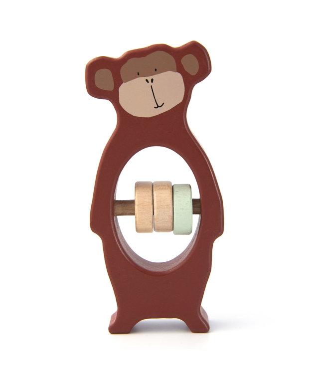 Trixie Houten rammelaar (Duurzaam FSC Hout) - Mr. Monkey