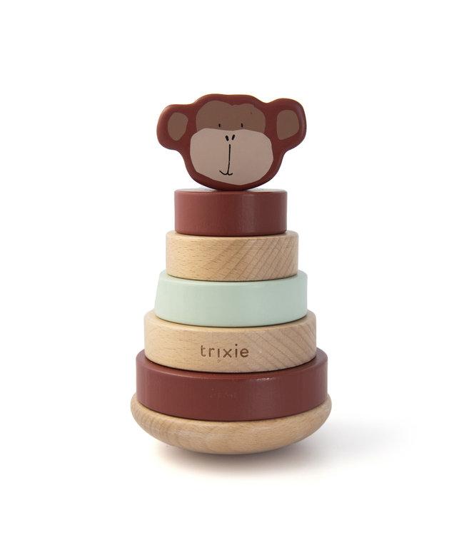 Trixie Houten stapeltoren (Duurzaam FSC Hout) - Mr. Monkey