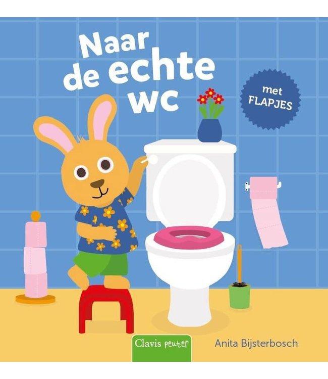 Naar de echte wc. Anita Bijsterbosch