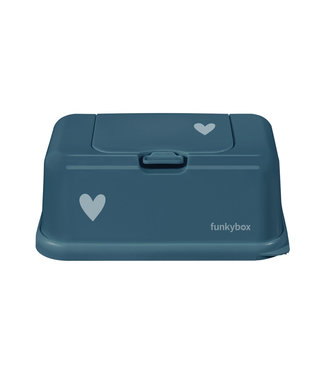Funky Box Funky Box Petrol Little Heart