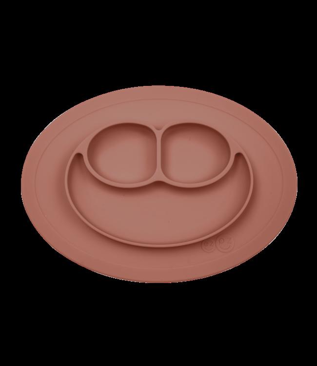 EZPZ EZPZ Mini mat Placemat & plate in one Sienna