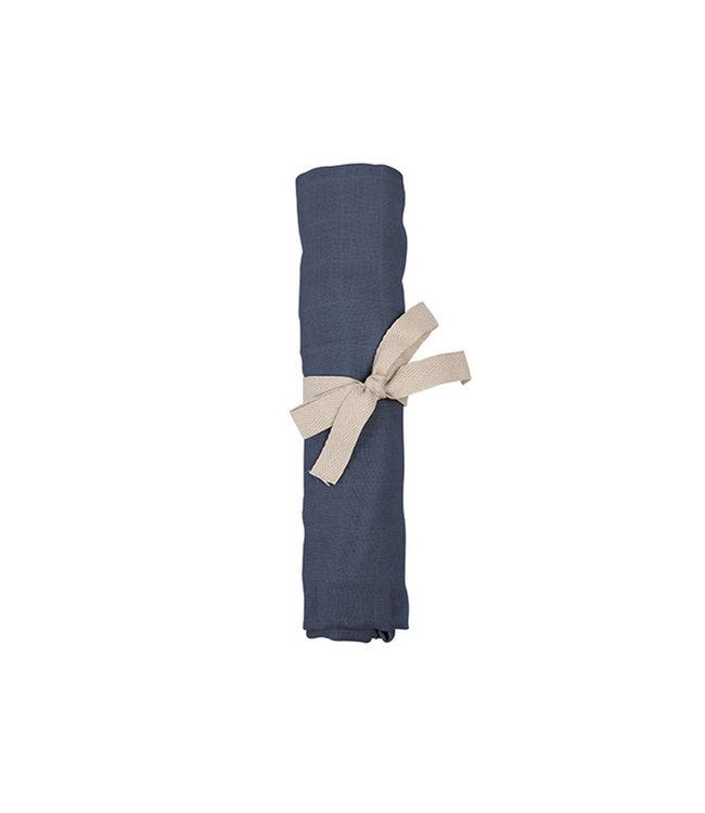 Les reves d'anais Filibabba Hydrofieldoek 65x65 cm Muddly Blue