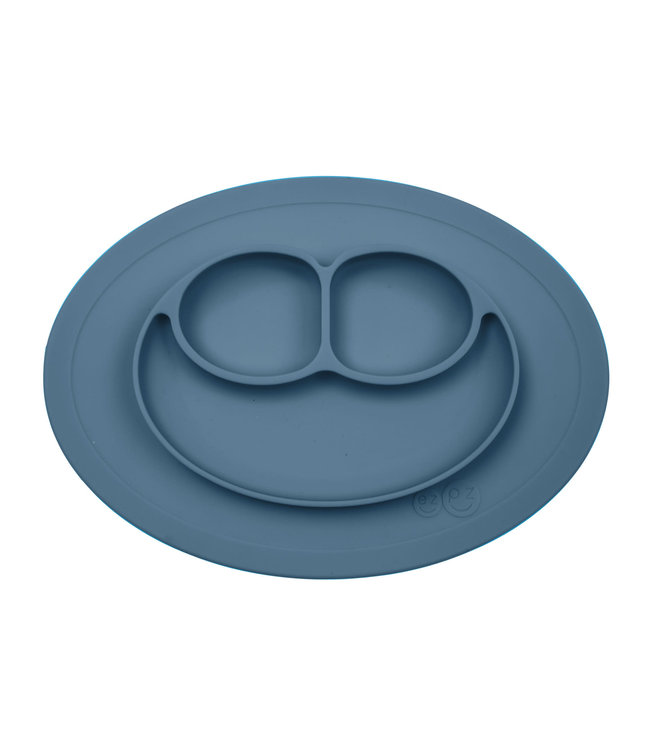 EZPZ EZPZ Mini mat Placemat & plate in one Indigo