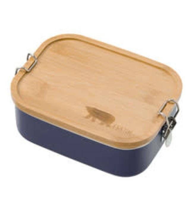 Fresk Fresk Lunchbox uni Nightshadow blue (Polarbear)