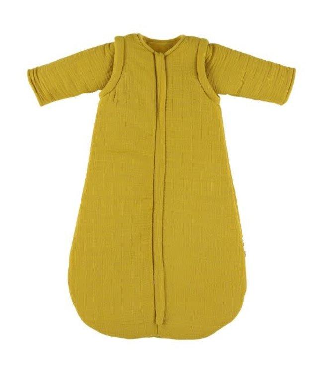 Trixie Winter slaapzak 70 cm [2-9 mnd - TOG 2.3] Bliss Mustard