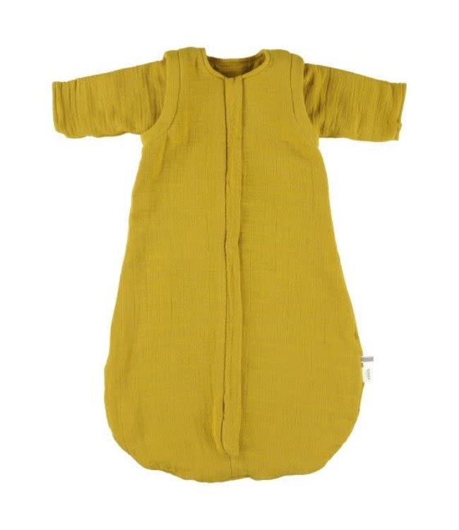 Trixie Tussenseizoen slaapzak 70 cm [2 - 9 mnd - TOG 1.3] Bliss Mustard