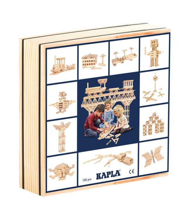 Kapla Kapla 100 - Verpakt in Kist