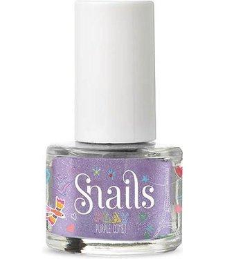 Snails Kinder Nagellak - Afwasbaar Purple Comet