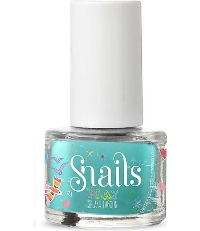 Snails Kinder Nagellak - Afwasbaar Splash Lagoon