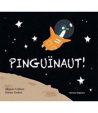 Pinguinaut! Marcie Colleen