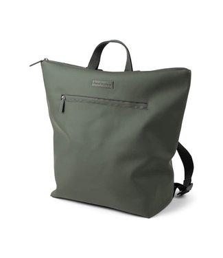 Done by Deer Changing Backpack - Luiertas rugzak Dark Green van gerecyclede PET-flessen