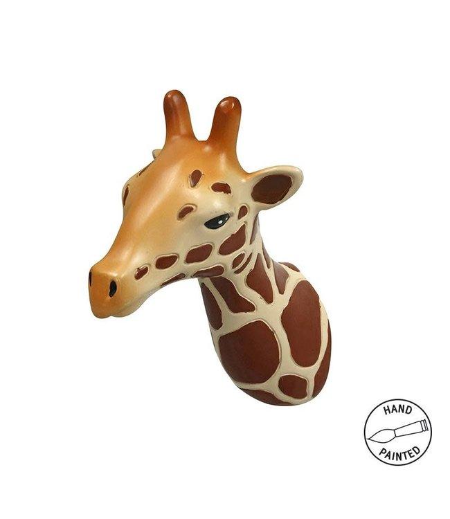Wall hook Giraffe Tropical