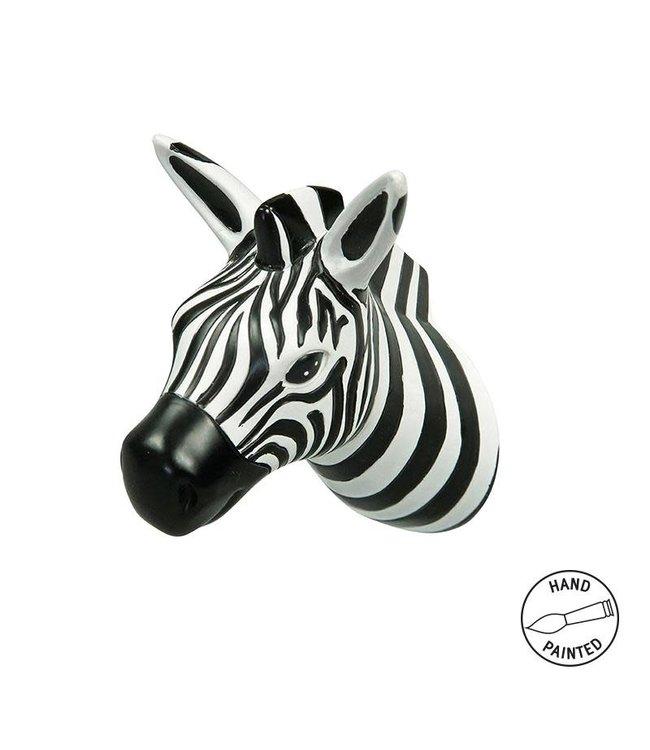 Wall hook Zebra Tropical