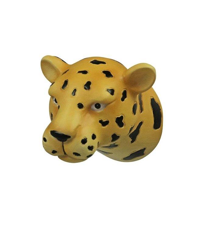 Wall hook Leopard Tropical