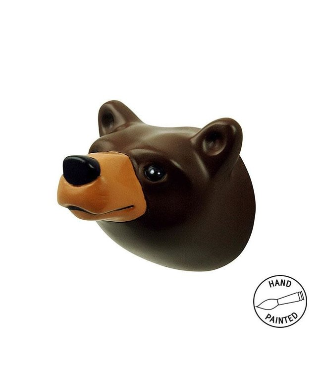 Wall hook Brown Bear