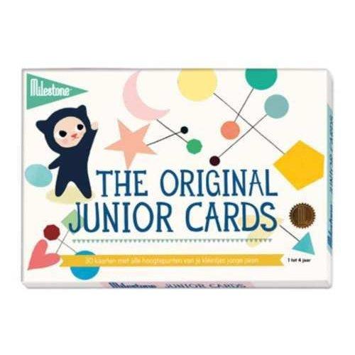 Milestone Junior Cards - NL versie