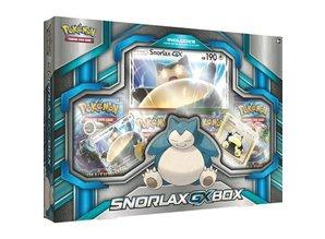 Pokémon TCG Snorlax GX English version
