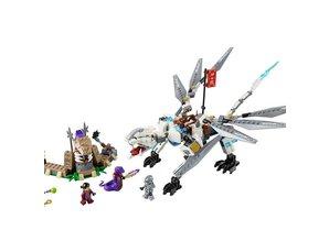 Lego Ninjago 70748 - Titanium Dragon