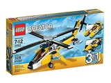 Lego Creator 31023 -  Les Bolides Jaunes