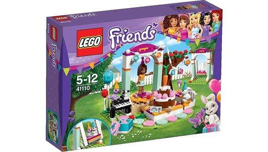 Lego Friends 41110 - La Fête Surprise des Animaux