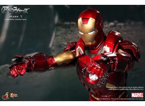 Hot Toys The Avengers Iron Man Mark 7