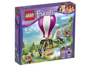 Lego Friends 41097 - La Montgolfière D'heartlake City