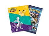 Pokémon Mini Album Evolutions with booster