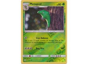 Pokémon Metapod 2/149 Reverse Holo