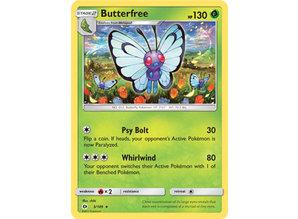 Pokémon Butterfree 3/149