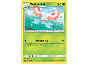 Pokémon Masquerain 8/149